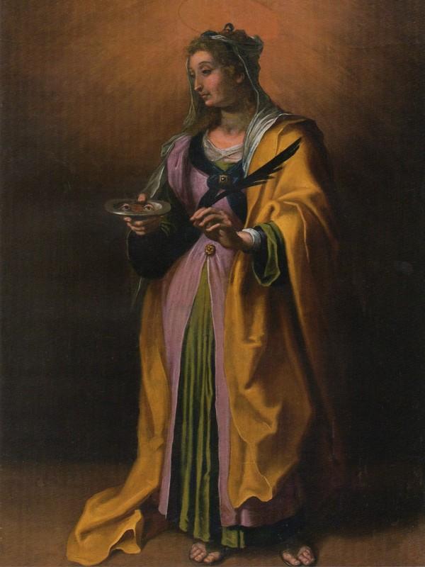 Santa Lucia, museo Diocesano Pesaro